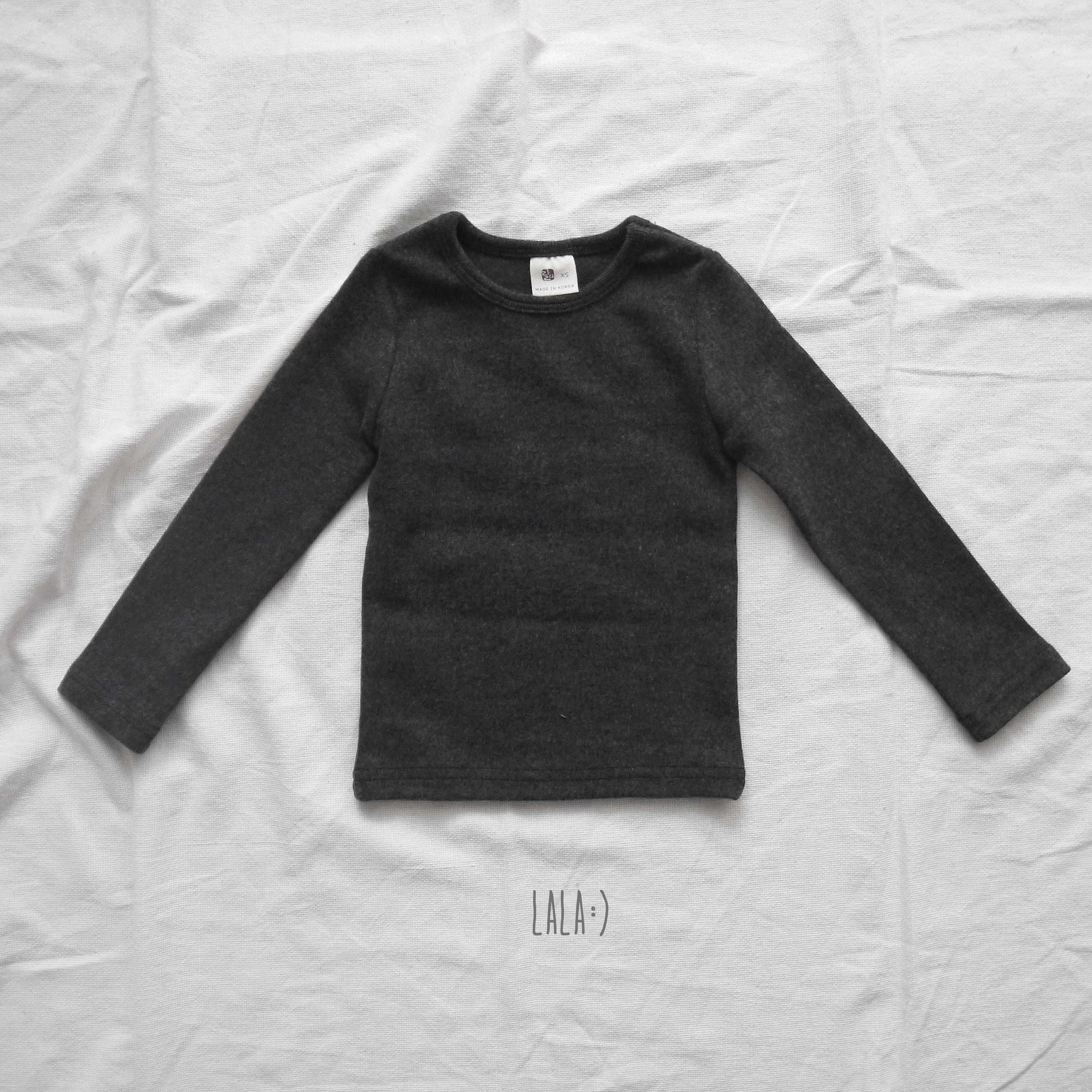 LALA  - Patch Basic T-shirt