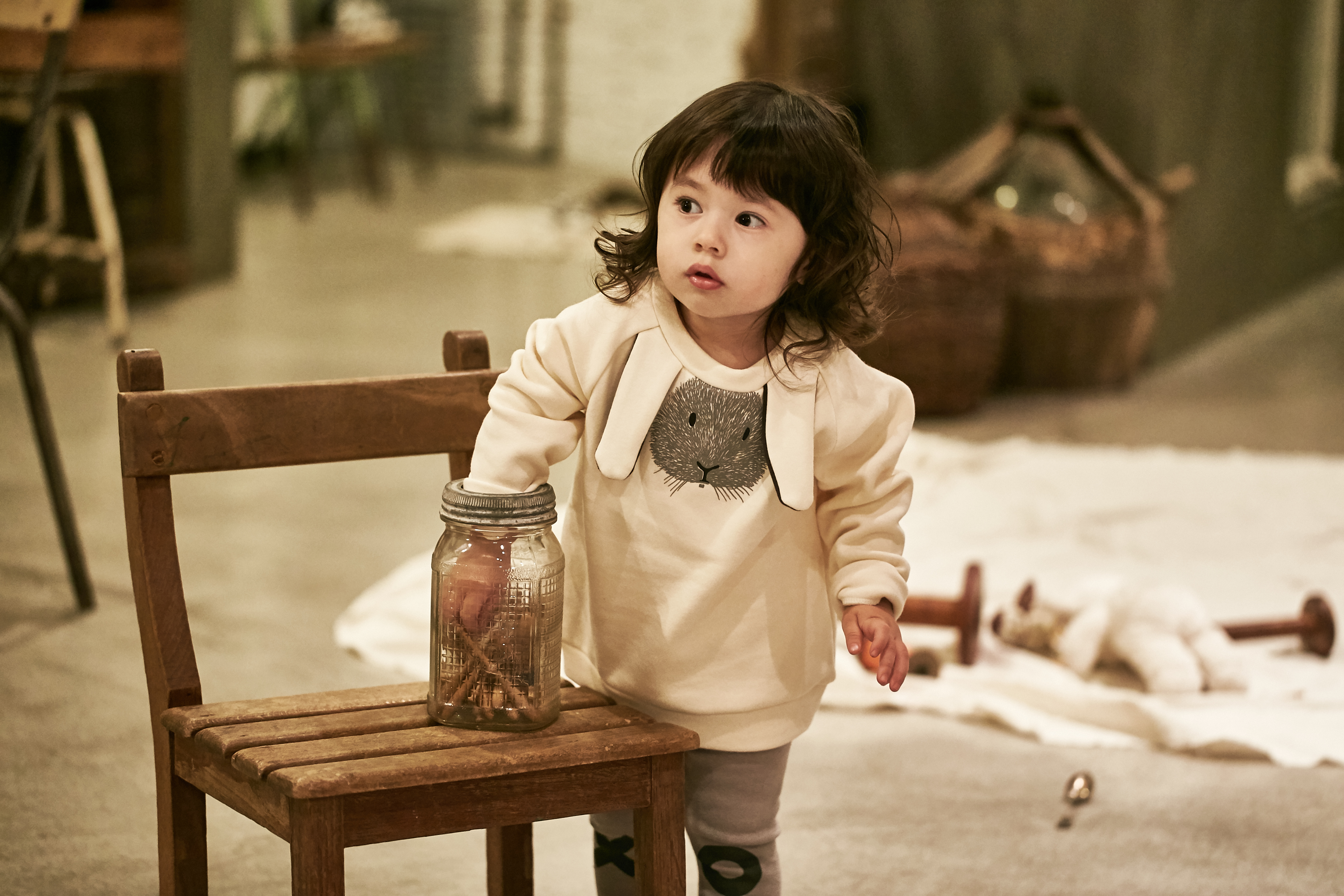 LALA - Winter Rabbit T-shirt