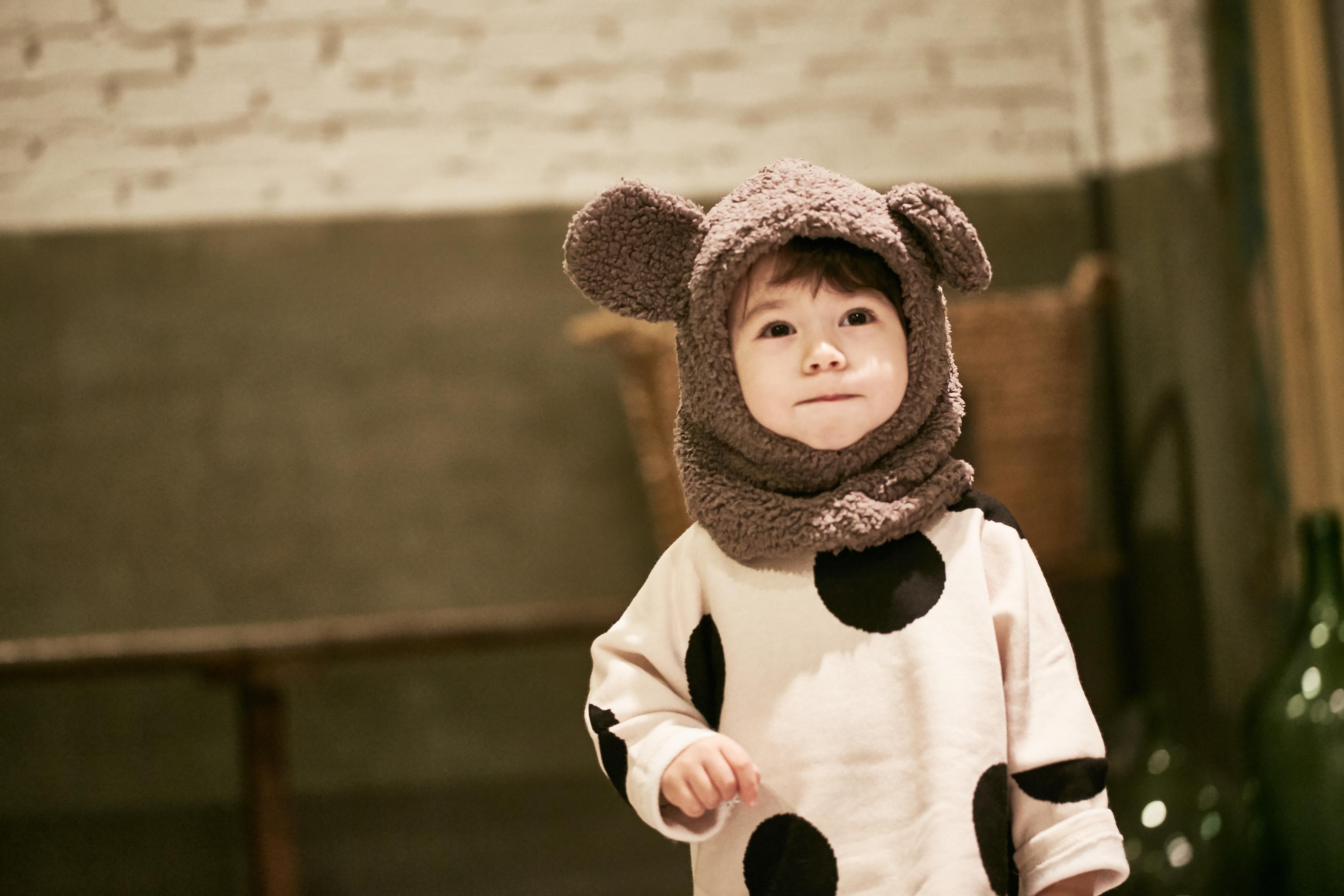 Lala Bear Hat