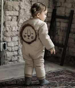 Lion Padding Suit