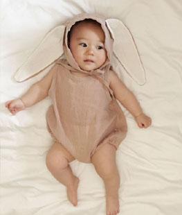 Summer Rabbit Suit
