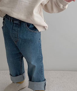 Baggy Span Jeans