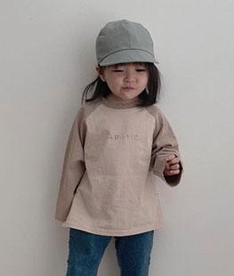 A Raglan T-shirt