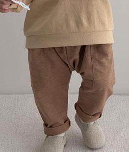 Pocket Baggy Pants
